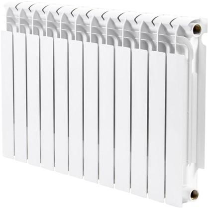 Биметаллический радиатор Тепломир В 500/96 12 секций