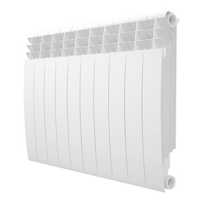 Биметаллический радиатор Vittoria плюс 87/500 10 секций