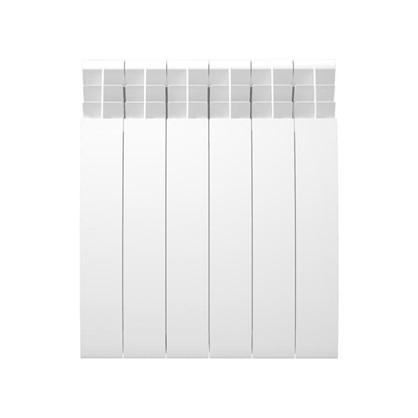 Купить Биметаллический радиатор Vittoria плюс 87/500 6 секций дешевле