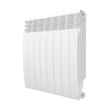 Купить Биметаллический радиатор Vittoria плюс 87/500 8 секций дешевле