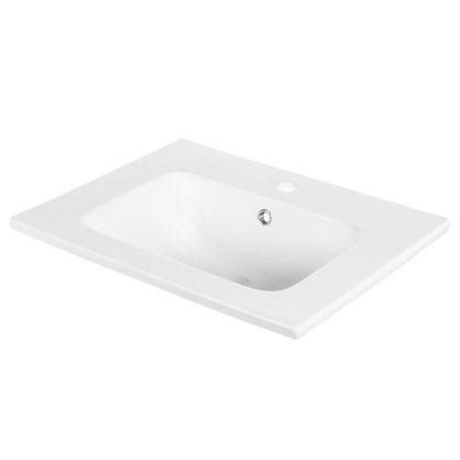 Купить Раковина для ванной Эйфория 60 см эмалированная керамика дешевле