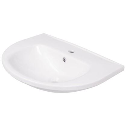 Раковина для ванной Gesso W 101 керамика 60 см цвет белый