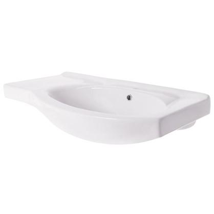 Раковина для ванной Коралл левая