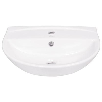 Купить Раковина для ванной Mito Red керамика 50 см цвет белый дешевле