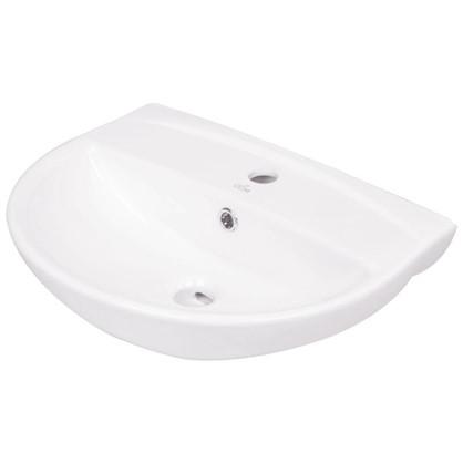 Раковина для ванной Mito Red керамика 50 см цвет белый