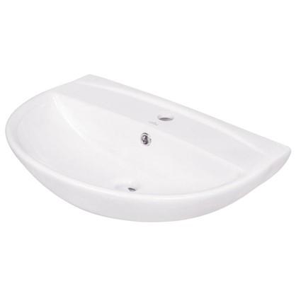 Купить Раковина для ванной Mito Red керамика 60 см цвет белый дешевле