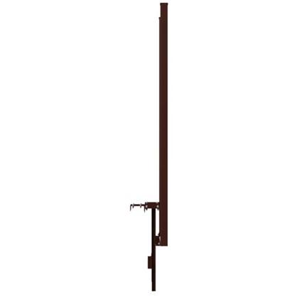 Рама под бетонирование цвет шоколадно-коричневый