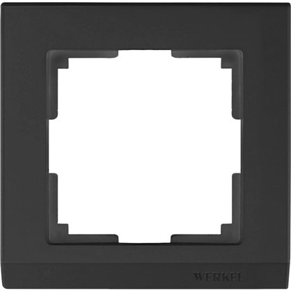 Рамка 1 пост цвет чёрный