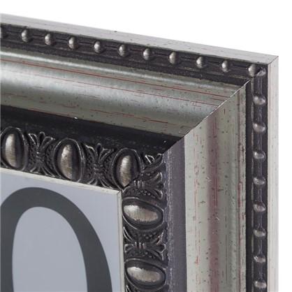 Рамка Charlotta 40х50 см пластик цвет серебро