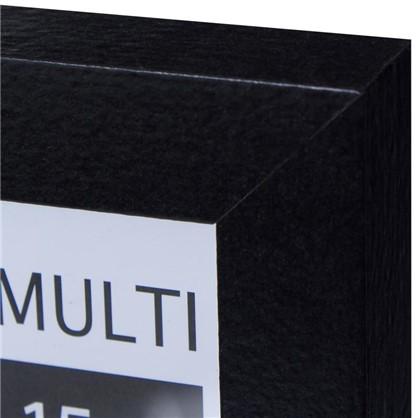 Рамка для 8-ми фотографий 10x15 цвет черный