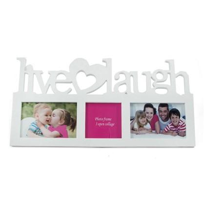 Купить Рамка для фото семейная 3 фото SM17 дешевле