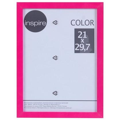 Купить Рамка Inspire Color 21х297 см цвет фуксия дешевле