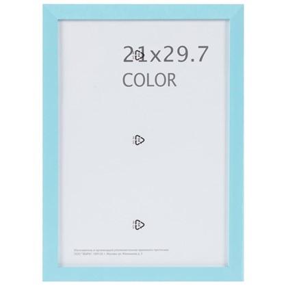 Купить Рамка Inspire Color 21х297 см цвет голубой дешевле