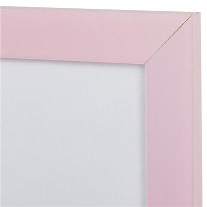 Рамка Inspire Color 40х50 см цвет розовый