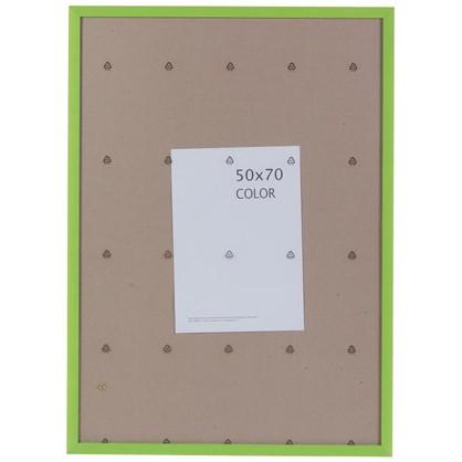 Рамка Inspire Color 50х70 см цвет зеленый