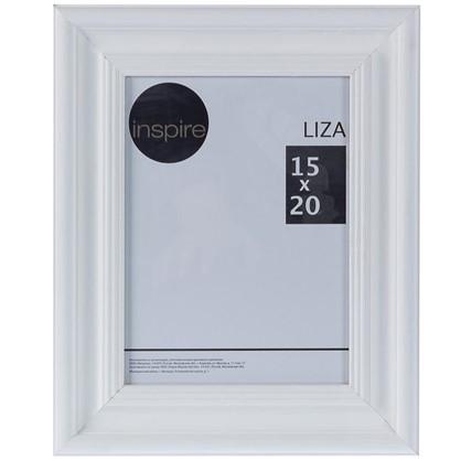 Купить Рамка Inspire Liza 15х20 см цвет белый дешевле