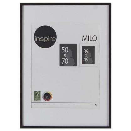 Рамка Inspire Milo 50х70 см цвет черный