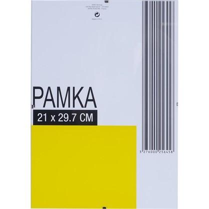 Купить Рамка-клип 21х297 см дешевле