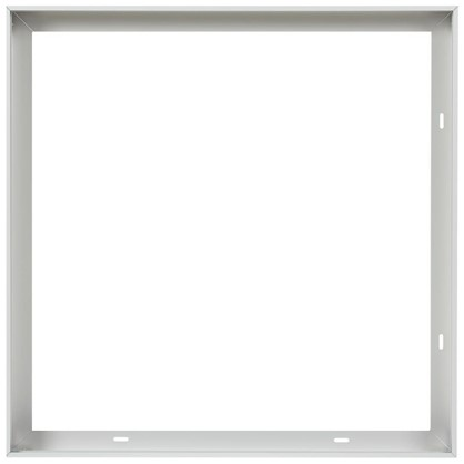 Рамка накладного монтажа для светодиодной панели 60х60 см
