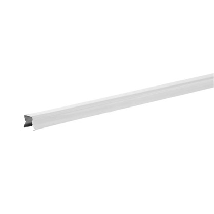 Купить Раскладка 16x3000 мм цвет белый глянец 2 шт. дешевле