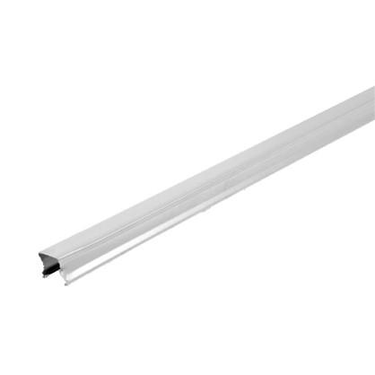 Раскладка 16x3000 мм цвет белый матовый 2 шт.