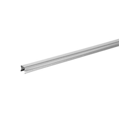 Раскладка 16x3000 мм цвет серебро металлик 2 шт.