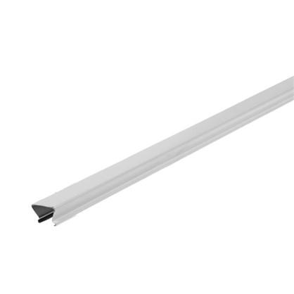 Купить Раскладка Artens 25x3000 мм цвет белый матовый 2 шт. дешевле