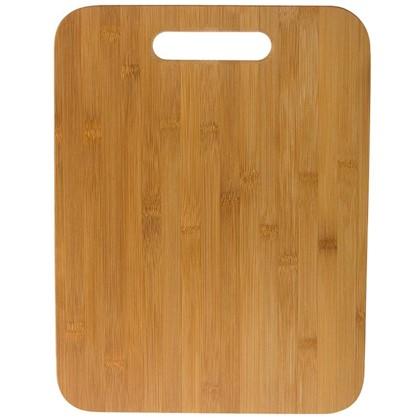 Разделочная доска бамбук 368х279х10 мм