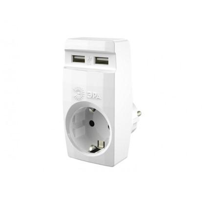 Купить Разветвитель SP-1e USB цвет белый дешевле