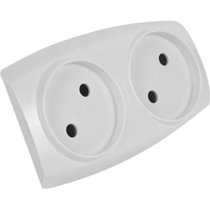 Купить Разветвитель SP-2-W цвет белый дешевле