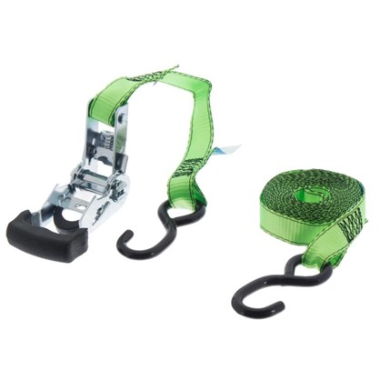 Ремень-крюк Standers 25 мм 5 м полиэстер цвет зеленый