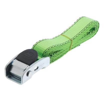 Ремень Standers 25 мм 2.5 м полиэстер цвет зеленый