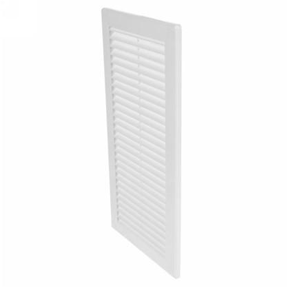 Купить Решетка вентиляционная Awenta TRU-12 150х310 мм цвет белый дешевле