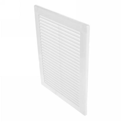 Решетка вентиляционная Awenta TRU-4 180х250 мм цвет белый