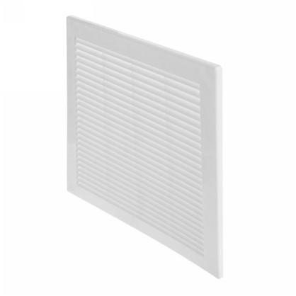 Купить Решетка вентиляционная Awenta TRU10 300х300 мм цвет белый дешевле