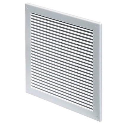 Решетка вентиляционная Awenta TRU10 300х300 мм цвет белый
