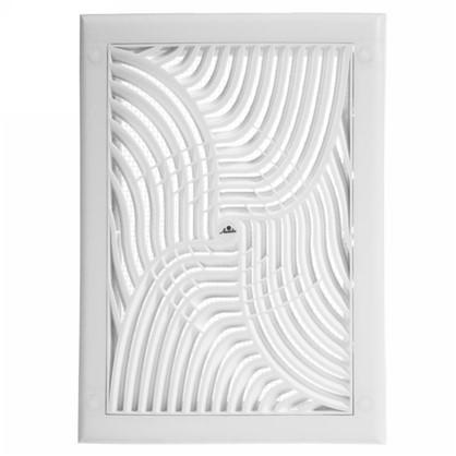 Купить Решетка вентиляционная Awenta TX3 190х260 мм цвет белый дешевле