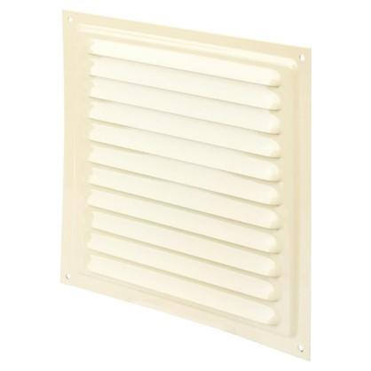 Купить Решетка вентиляционная с сеткой Вентс МВМ 200 с 200х200 мм цвет бежевый дешевле