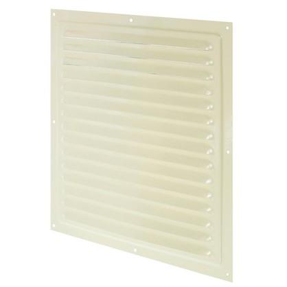 Купить Решетка вентиляционная с сеткой Вентс МВМ 300 с 300х300 мм цвет бежевый дешевле