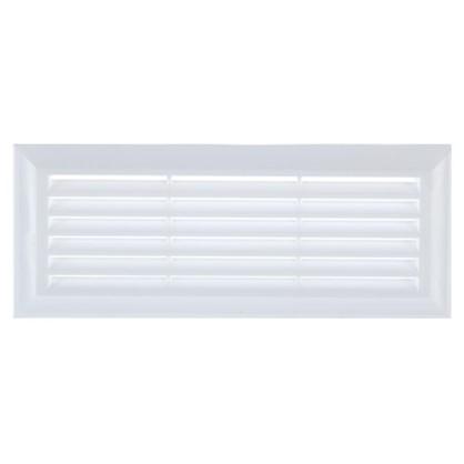 Купить Решетка вентиляционная Вентс 871 204х60 мм цвет белый дешевле
