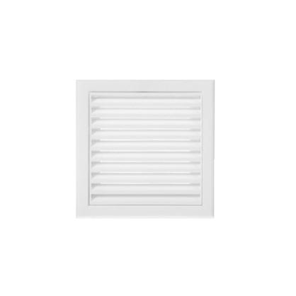 Купить Решетка вентиляционная Вентс МВ 100 с 154х154 мм цвет белый дешевле