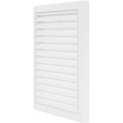Купить Решетка вентиляционная Вентс МВ 120 с 186x186 мм цвет белый дешевле