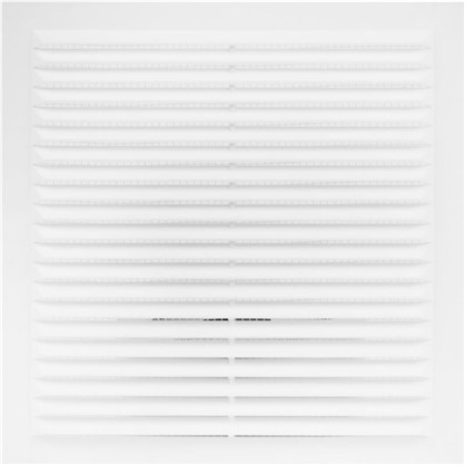 Купить Решетка вентиляционная Вентс МВ 150 - 1с 192x192 мм цвет белый дешевле