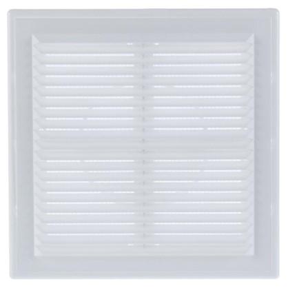 Купить Решетка вентиляционная Вентс МВ 150 ВДс 204x204 мм цвет белый дешевле