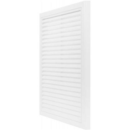 Решетка вентиляционная Вентс МВ 160 с 221x299 мм цвет белый