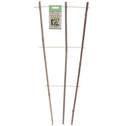 Решётка для вьющихся растений h60 см d10/12 мм бамбук