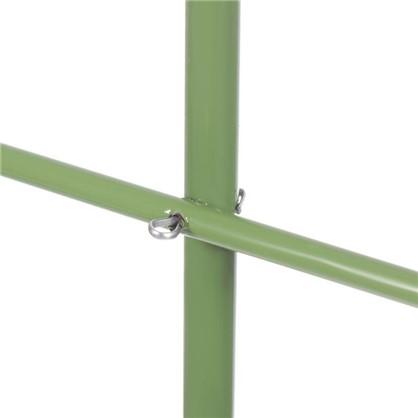 Решётка для вьющихся растений h75 см L50 см металл/пластик