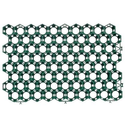 Купить Решётка газонная ERFOLG GP 40х60х4 см цвет зелёный дешевле