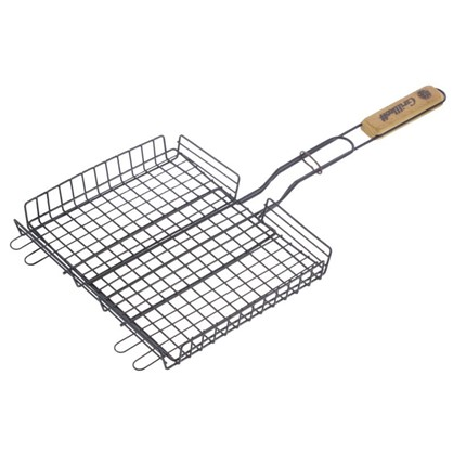 Купить Решётка-гриль 0.68 кг универсальная глубокая дешевле