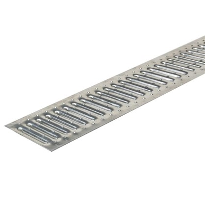 Купить Решетка к каналам DN100 стальной дешевле